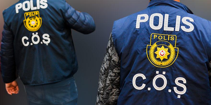 Gönyeli'de doğum günü partisi: 28 gözaltı