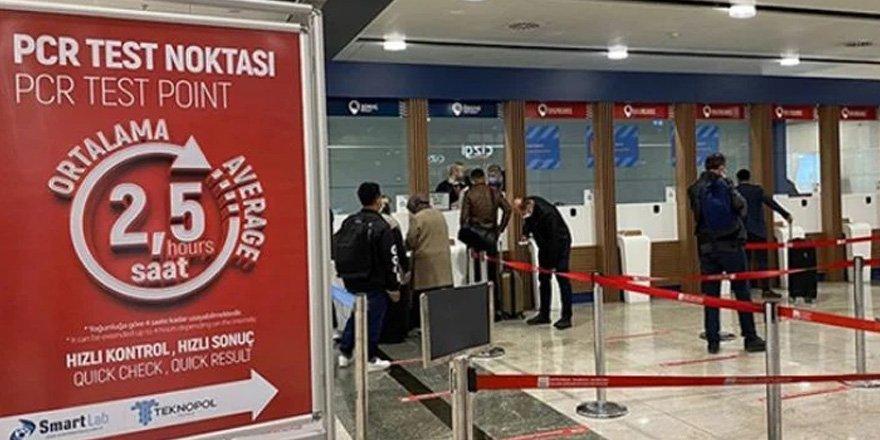 Türkiye'ye seyahat edeceklere uyarı: PCR ibraz süresi uzatıldı