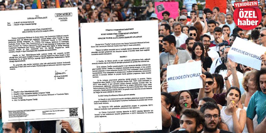 Kıbrıslı Türk gençlere 'Bölgesel Amatör Lig' önerisi