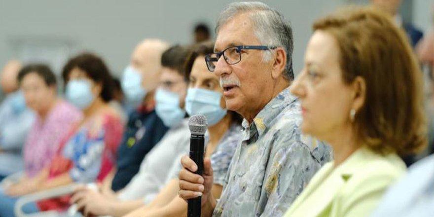 Dr. Karayiannis: COVID-19 vakaları büyük ihtimalle daha da artarak binlere çıkacak