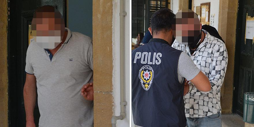'Çek hırsızlığı', 2 tutuklu
