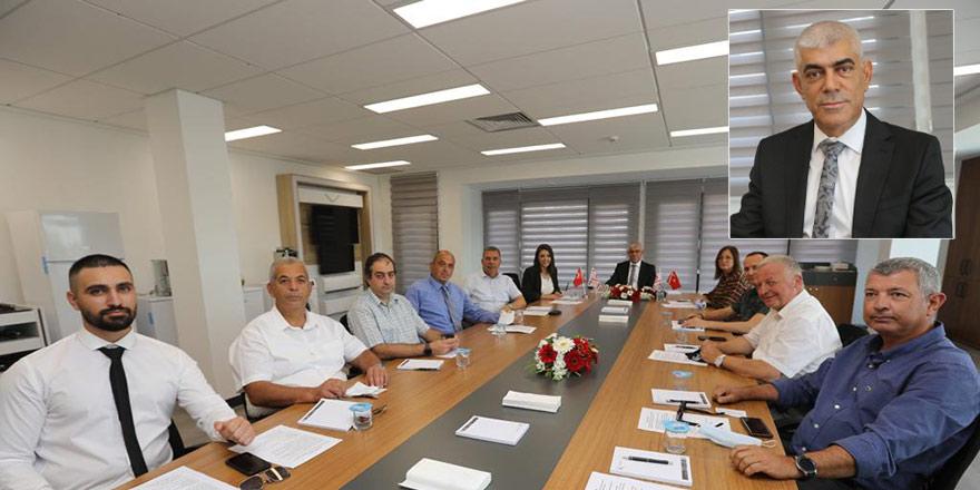 """Sanayi Odası Başkanlığı Adayı Ali Kamacıoğlu: """"Hedef, Oda vizyonuna yeni bir bakış açısı kazandırmak"""""""