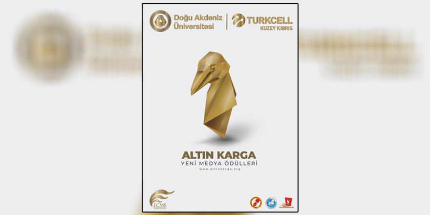 DAÜ Altın Karga Yeni Medya Ödülleri için 45 binin üzerinde oy kullanıldı