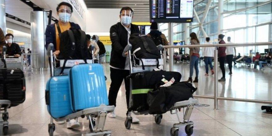 İngiltere, Türkiye'yi 10 gün otel karantinası uygulanan 'kırmızı listeye' dahil ediyor