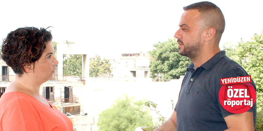 "YENİDÜZEN'e konuşan Gazeteci Kostas Konstantinou:  ""Anastasiadis bayram etti"""