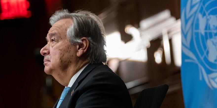 Guterres yeni dönemde de aday, 7 aday görev talip