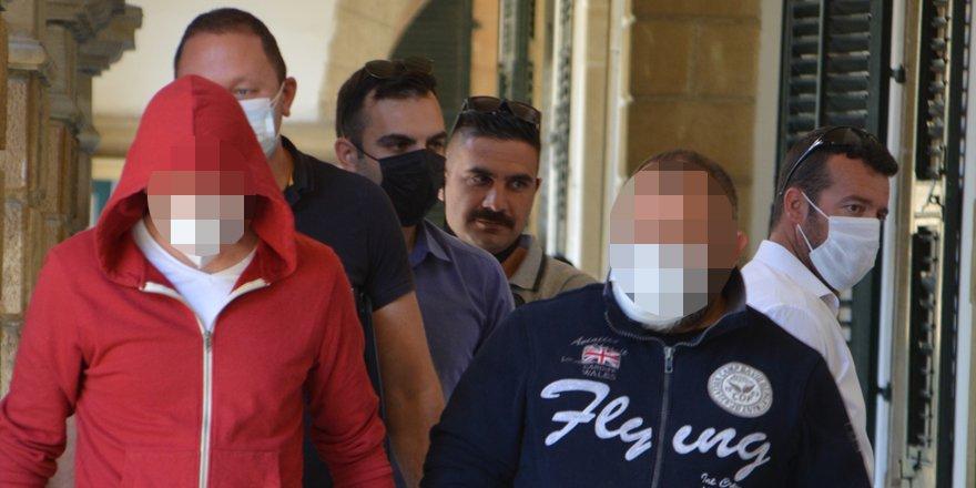 450 kg kaçak et, 2 tutuklu