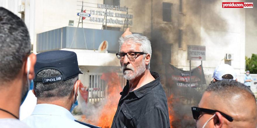 El-Sen'den eylem: Kıb-Tek önünde ateş!
