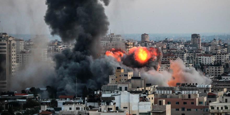 """BM: """"10 bine yakın Filistinli evlerini terk etmek zorunda kaldı"""""""