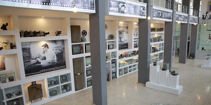BRTK Yayıncılık Tarihi Müzesi ziyarete açılıyor