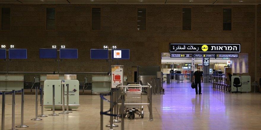 İsrail'e Kıbrıs dahil tüm seferler durduruldu