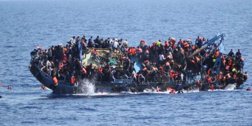 Tunus'ta mülteci botu battı: 57 kişi boğuldu