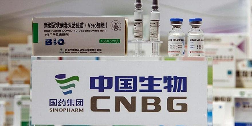 Güney, Çin'in Sinopharm aşısına onay verdi