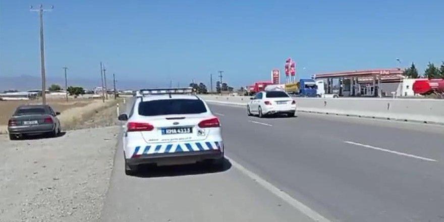 """PGM: """"Sürat tespiti yapan mobil polis araçları 1 Haziran'da denetime başlayacak"""""""