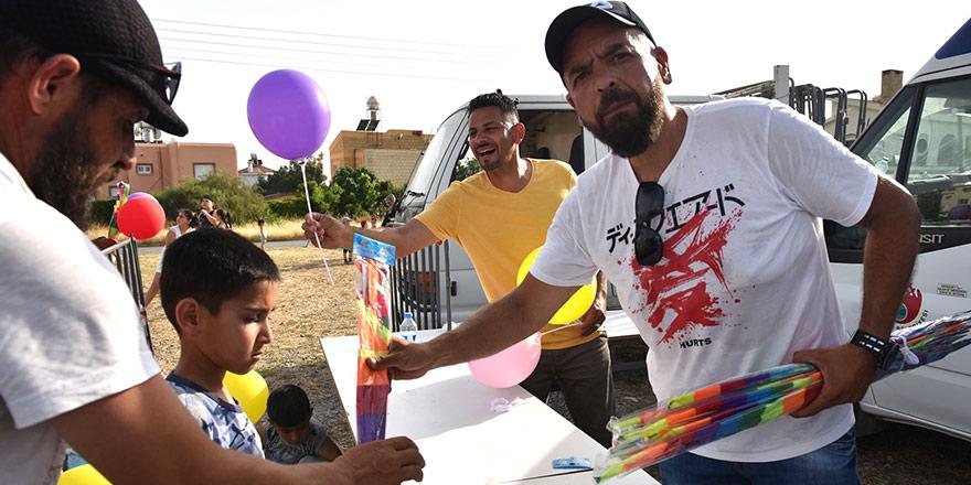 Gönyeli Belediyesi 1 Haziran'da çocuklara uçurtma dağıtacak