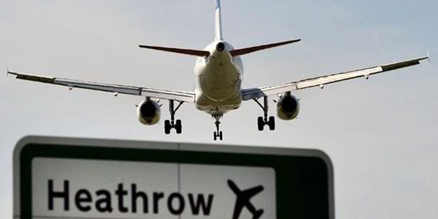 Birleşik Krallık: Kuzeye doğrudan uçuş yok