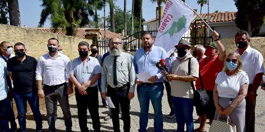 """Lute'a mektup: """"İki ayrı devlet Kıbrıslı Türkler'in iradesini temsil etmiyor"""""""