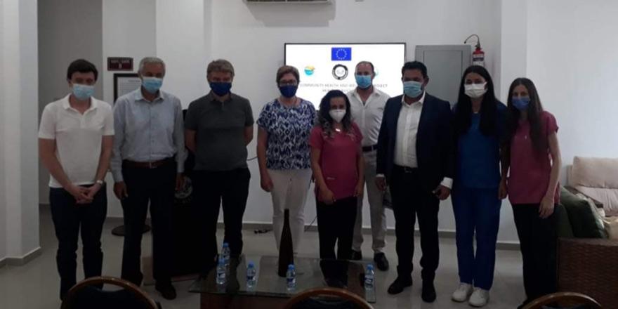 Avrupa Komisyonu heyetinden Çatalköy Belediyesi'ne ziyaret