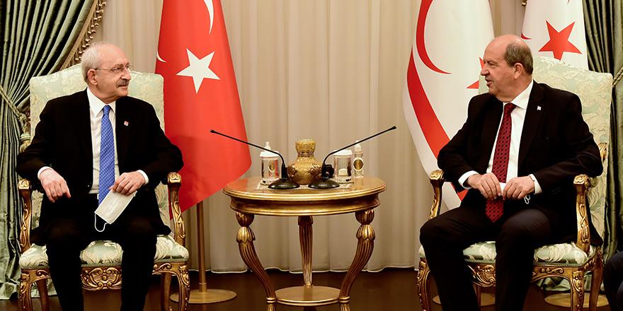 Kılıçdaroğlu da Erdoğan-Tatar siyasetini onayladı: İki ayrı devlet
