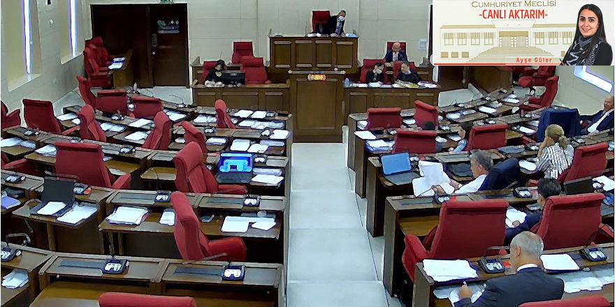 'Toplu İş Sözleşmesi'ne yönelik değişiklik talebi Meclis'i gerdi, tasarının ivediliği geri çekildi