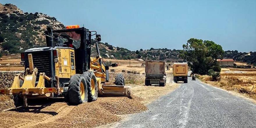 TC Ofisi, KKTC'de yenilenecek yolları açıkladı