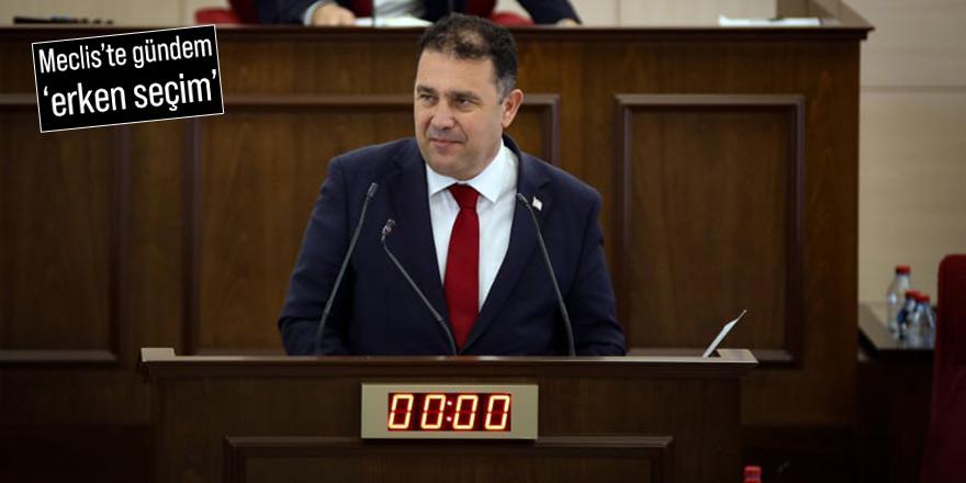 """""""Meclis'te varlığın % 40, komitelerde talebin % 57"""""""