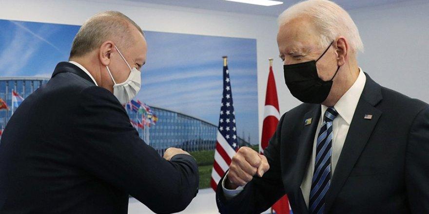 """Biden: """"Toplantımız hakkında iyi şeyler hissediyorum"""""""