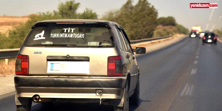 'TİT' yollarda
