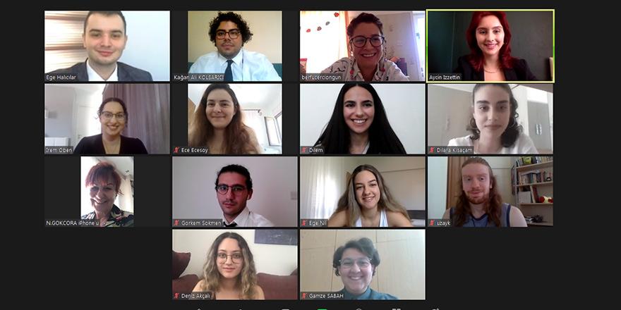 DAÜ'de Doğu Akdeniz Uluslararası Tıp Öğrencileri Kongresi gerçekleştirildi