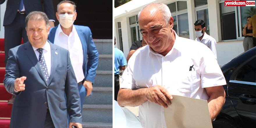 Çalışma Bakanı Çağman'ın istifa sancısı