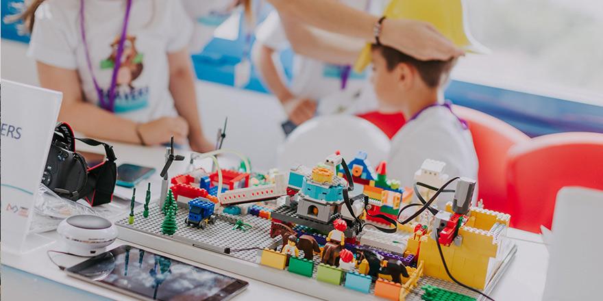 """""""FIRST® LEGO® League Explore"""" fuarlarının Kıbrıs ayağı yapılıyor"""
