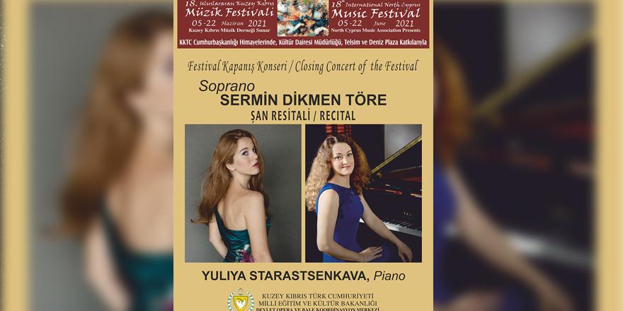 Uluslararası Kuzey Kıbrıs Müzik Festivali sona eriyor