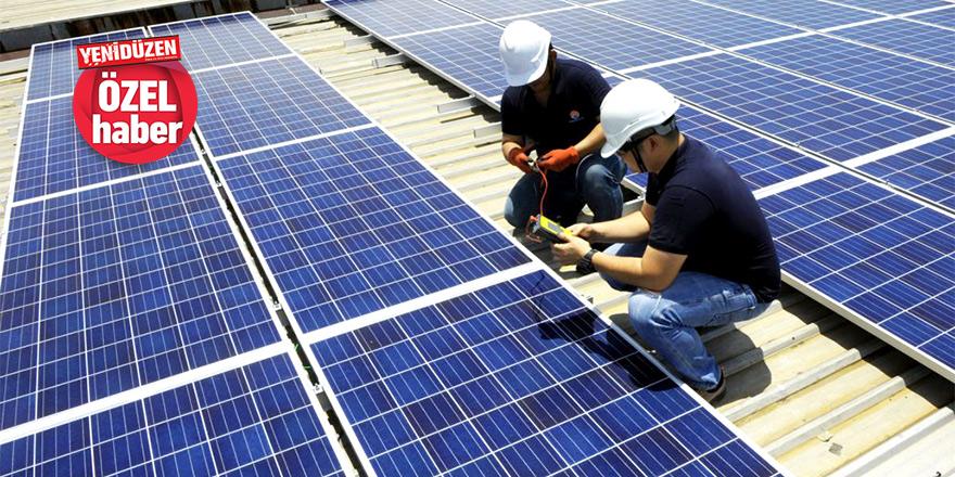Güneş enerjisinde kota aşıldı: Sistemalarmveriyor!
