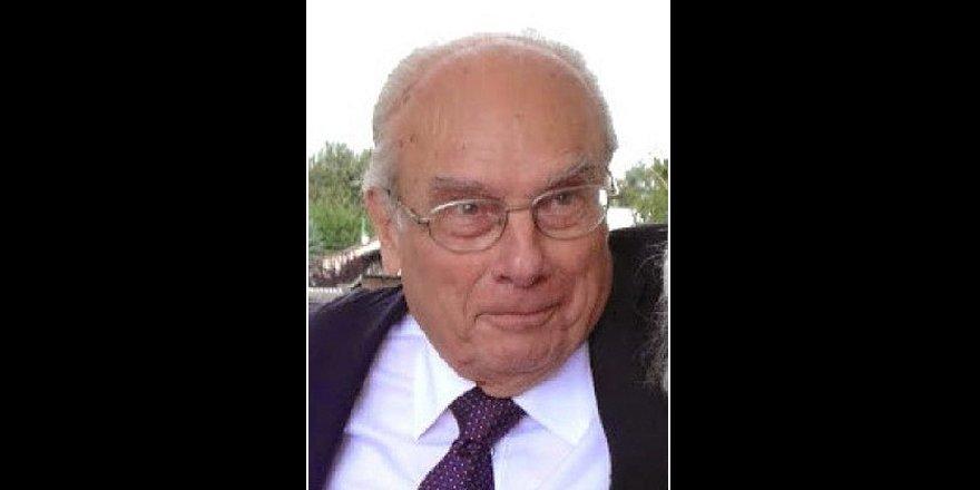 Kıbrıs'ta da görev yapmış hukukçu Dr. Chrıstian Heinze hayatını kaybetti