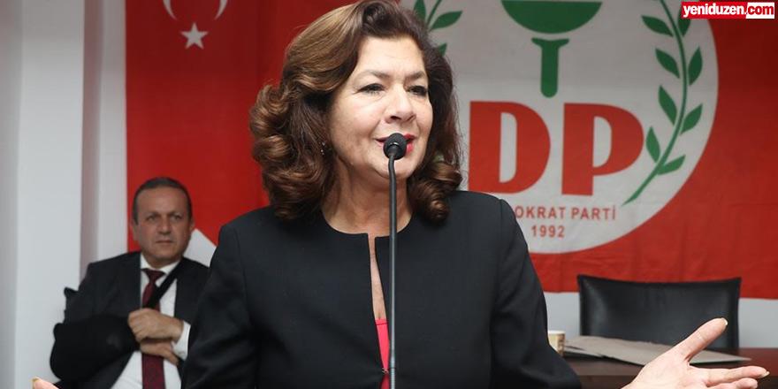 Afet Özcafer'den 'genişletilmiş' basın toplantısı
