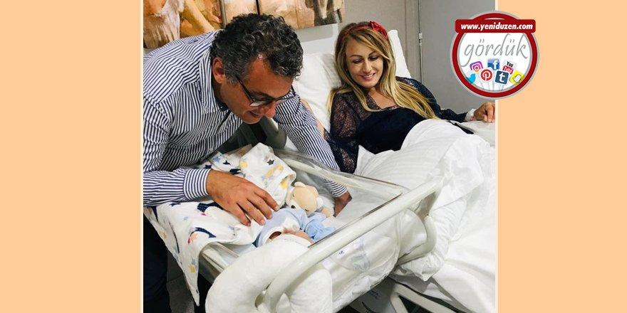 Toprak bebekle ilk fotoğraf