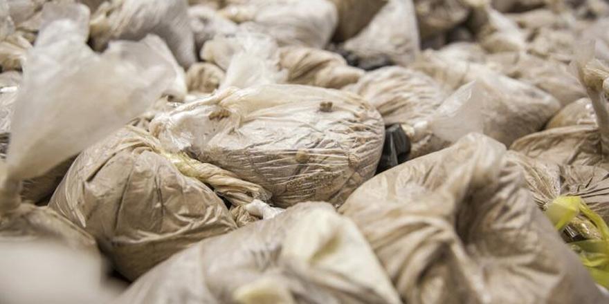 Dünyada en fazla uyuşturucu ele geçirilen ikinci ülke Türkiye