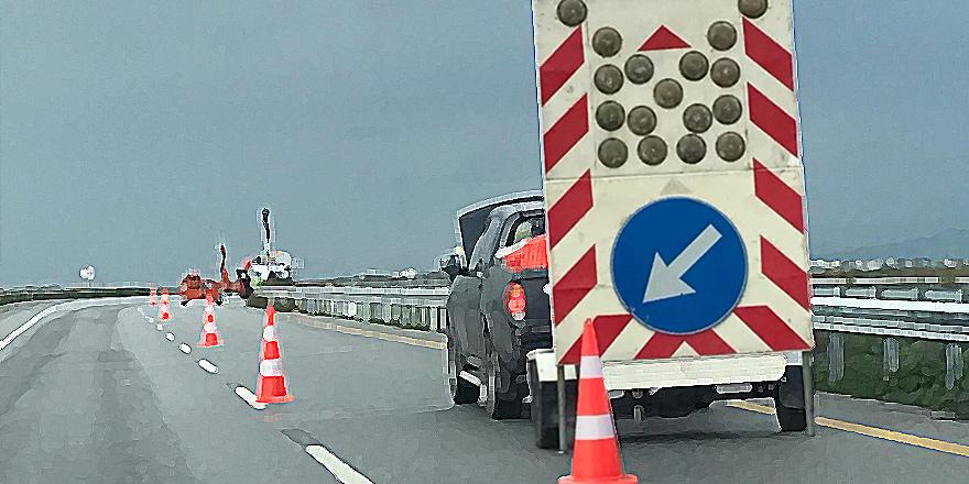 Kalecik - Tuzluca kavşakları arası trafiğe kapatılacak
