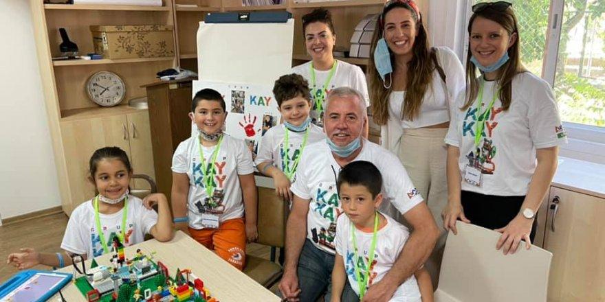 Kıbrıslı çocuklar dünyayla birlikte: Anlat bana
