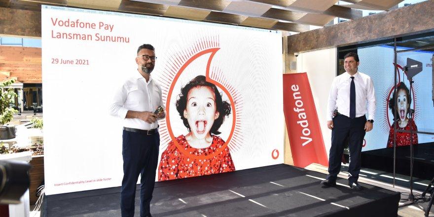 Ön ödemeli alış-veriş kartı Vodafone Pay tanıtıldı