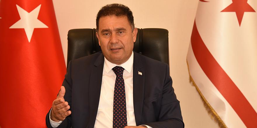 """Saner: """"Nüfusunun yüzde 50'si aşılandı, başbakan olarak üzülüyorum"""""""