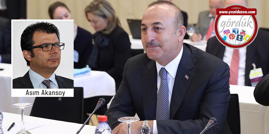 Çavuşoğlu'na mektup: Demokratik düzene müdahale ettiniz