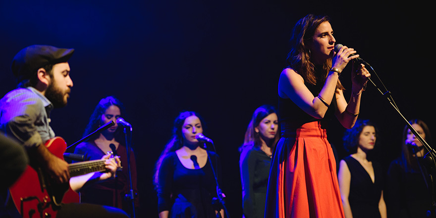Bu yıl da Kıbrıslı müzisyenler, dünyanın renkli müziğini Limasol'a taşıyacak