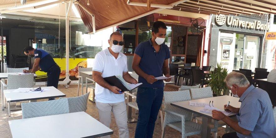 İçişleri Bakanlığı sokağa çıkma yasağı kapsamında denetimlerini artırıyor