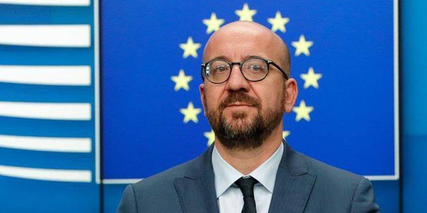 Charles Michel: Kıbrıs'ta iki devletli çözüm, Avrupa Birliği için görüşme dışı