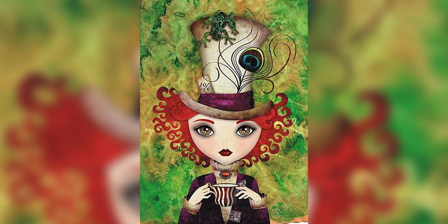 Alice Harikalar Divanında