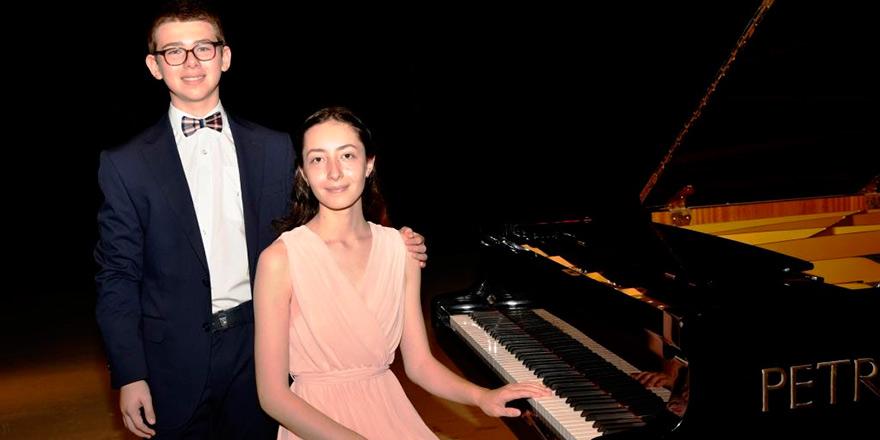 Pelin Ece Acar ve Can Sakkaoğlu'nun başarıları devam ediyor