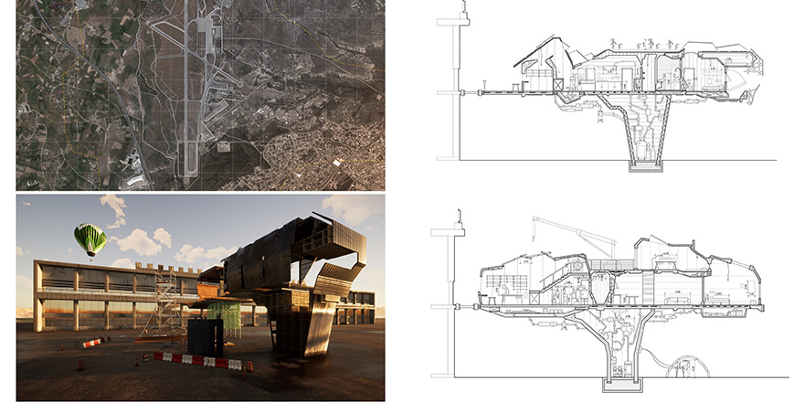 """Boğaç'ın """"Lefkoşa Havalimanı'nı Gri Alana Dönüştürme Projesi""""ne ödül"""