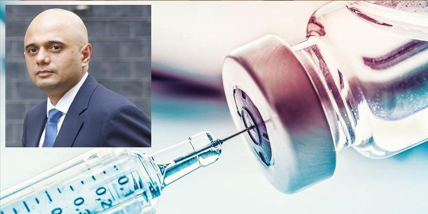 İngiltere Sağlık Bakanı, KOVID-19'a yakalandı