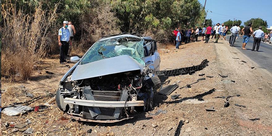 Korkunç kaza: 23 yaşındaki Kadir Korhan hayatını kaybetti